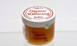 Niki's Organic Warming Balm