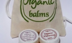 Niki's Organic Balms 10ml set