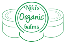 Niki's Organic Balms logo