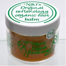 Niki's Original Organic Reflexology Balm 50ml