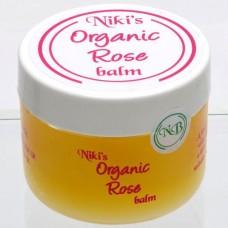 Niki's Organic Rose Balm 50ml