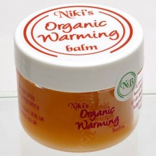 Niki's Organic Warming Balm Pack 250ml
